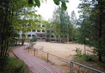 Турбаза Балтика Муравейник Васкелово, недалеко от Лемболовского озера