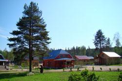 Семь озер Зеленогорск коттеджный комплекс