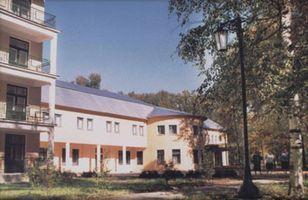Курорт Старая Русса Новгородская область